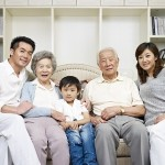 Chinese families 300