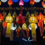 light and color of lamp