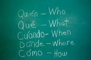 English for Spanish Speakers