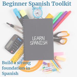 Beginner Spanish Resources
