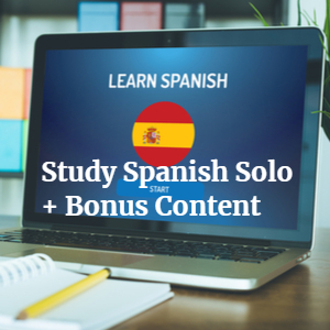 Study Spanish Solo Bonus